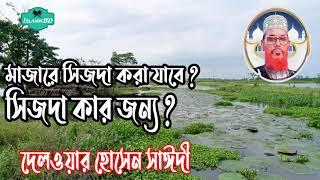 মাজারে সিজদা কারীর ভয়ংকর পরিনতি কি হবে ? Allama Delwar Hossain Saidi Bangla Waz Mahfil | Islamic BD
