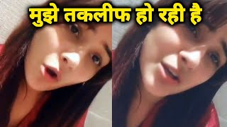 Shehnaz Gill LATEST VIDEO Says She Is In Depression; Here's What Happened