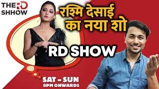 Rashmi Desai ANNOUNCES Her New Show The RD Shhow