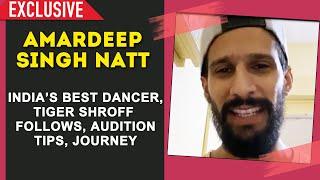 Robotics Amardeep Singh Natt Interview | India's Best Dancer, Tiger Shroff
