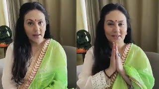 Sita Maiya Dipika Ji Sincere APPEAL To All Indians In This Lock Down | Ramayan