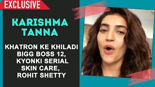 Karishma Tanna On Khatron Ke Khiladi 10, Bigg Boss, Skin Care | Exclusive Interview | By RJ Divya