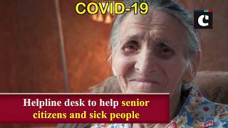 COVID-19: Helpline desk for senior citizens in Poonch