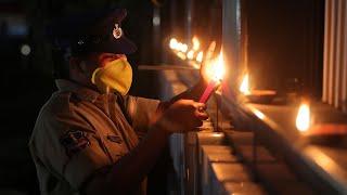 9 minutes at 9 pm: India stood in solidarity at PM Modi's call