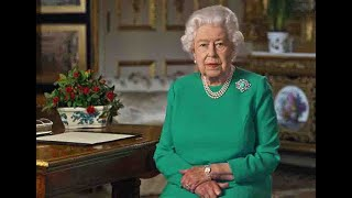 Queen Elizabeth II calls for unity during coronavirus pandemic