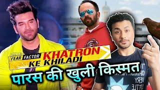 Paras Chhabra To Do Khatron Ke Khiladi 11 | BIG OFFER After Bigg Boss 13 | Rohit Shetty