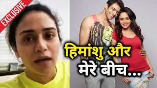 Amruta Khanvilkar CLARIFIES On Fight With Husband Himanshu