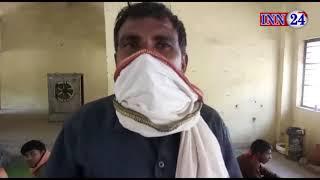 कोरबा से बाहर पैदल जाने हुए मजबूर  लगभग 20 मजदूर को दर्री पुलिस व निगम प्रशासन ने दिया आश्रय.