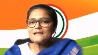 Sushmita Dev addresses media on Coronavirus Testing