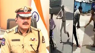 Hyderbad Police | People Facing Problem From Police | CP Anjani Kumar | @ SACH NEWS |