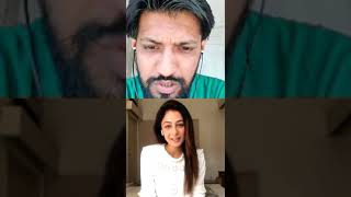 Actress Sukhmani Sadana LIVE Chat With Bollywoodflash - 21days Lockdown