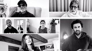 #Family - A Made At Home Short Film | Amitabh Bacchan, Priyanka, Alia, Ranbir