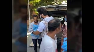 VIDEO: Paras Chhabrra & Mahira Sharma Distribute Food For Needy People