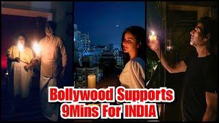 Akshay Kumar, Katrina Kaif And Rajinikanth And Many Others Supported 9 Minutes For INDIA