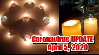 Coronavirus UPDATE APRIL 5, 2020