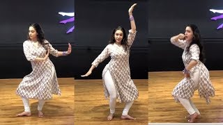 Sara Ali Khan Share Monday Motivation । Sara Ali Khan Dance । 7 April 2020 । News Remind