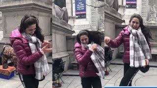 Sara Ali Khan Full Funny Dance Video । 8 April 2020 । News Remind
