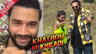 Balraj Reveals FUNNY MOMENT From Khatron Ke Khiladi 10 | Tejaswwi | Rohit Shetty