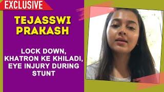 Tejaswwi Prakash Exclusive Interview | Khatron Ke Khiladi, Why QUIT The Show