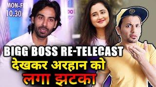 Arhaan Khan SHOCKING Reaction After Watching Bigg Boss 13 Re-Telecast
