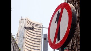 Sensex sinks 1,300 pts from day's high to end 173 pts lower