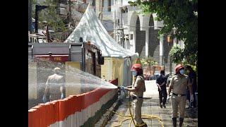 20 coronavirus hotspots sealed in Delhi to control Covid-19 spread