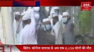 Hyderabad MP Asaduddin Owais कहा मुसलमानों को बनाया गया बलि का बकरा i