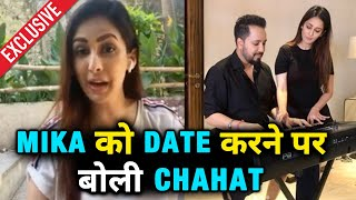 Chahatt Khanna OPENS On Dating Mika Singh; Here's What She Said | EXCLUSIVE Interview