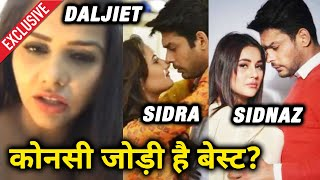 Daljiet Kaur REACTION On Sidharth - Rashmi Vs Sidharth - Shehnaz | Exclusive Interview