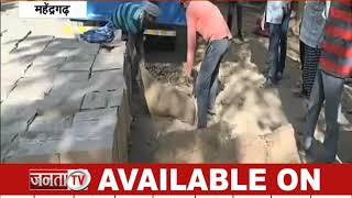 Mahendragarh: आलू लदे Truck से भारी मात्रा में शराब बरामद