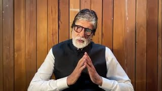 Amitabh Bachchan Emotional Message For Supply Yoddha During Lockdown । 9 April 2020 । News remind