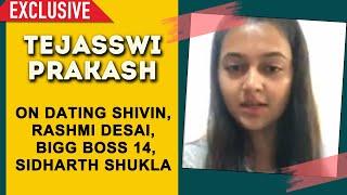 Tejaswwi Prakash Exclusive Chit Chat | Shivin Narang, Sidharth Shukla, Bigg Boss 14