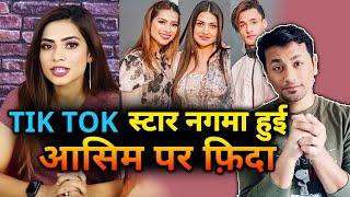 Tik Tok Star Nagma Mirajkar PRAISES Asim And Himanshi; Here's Why
