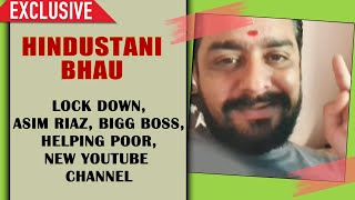 Hindustani Bhau Exclusive Interview | Helping Poor, Asim Riaz And Bigg Boss Contestants