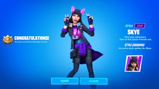 Unlock Shadow Or Ghost Skye Fortnite