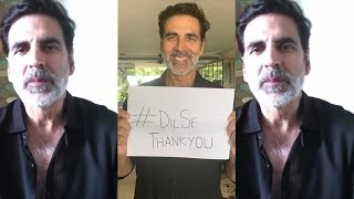 Akshay Kumar Emotional Message On Coronavirus । 10 April  2020 | News Remind