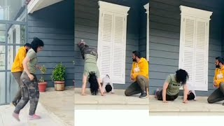 Kangana Ranaut Workout Video । 10 April 2020 । News Remind