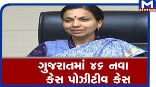 ગુજરાતમાં 46 નવા કેસ પોઝીટીવ કેસ