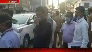 Bahraich UP | कोरोना से लोगों के बचाव के लिए पुलिस ने किया मॉकड्रिल