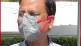 Delhi में Corona के 720 पॉजिटिव मरीज, 22 ICU में और 7 वेंटिलेटर पर - सत्येंद्र जैन