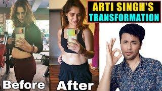 Arti Singh AMAZING Transformation In Lock Down | Bigg Boss 13 Fame