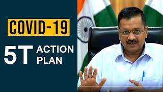 Watch Live | Delhi CM Arvind Kejriwal's Important Press Briefing | 7th April 2020