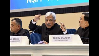 COVID-19 crisis: CEC Sunil Arora to take 30% salary cut for a year