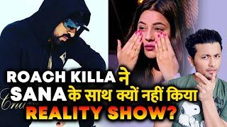 Champ Champ Rapper Roach Killa REJECTED Shehnaz Gill's Show, Here's Why | Mujhse Shaadi Karoge