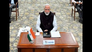 PM Modi to address nation tomorrow at 10 am on COVID-19 situation