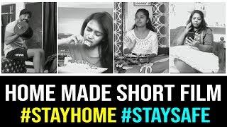 Home Made Short film By Gemini Comedy Akhil | Lockdown Effect | Entertainment | Top Telugu TV