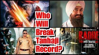 Tanhaji Ka Lifetime Records Kaun Todega? Radhe, Sooryavanshi Aur Laal Singh Chaddha