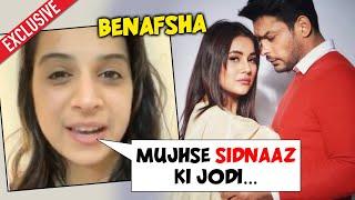 Benafsha Soonawalla Reaction On SIDNAAZ JODI; Here's What She Said | Sidharth Shukla | Shehnaz Gill