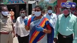ఒక చిన్న తప్పు వల్ల ఈ పరిస్థితి | MLA Roja Explains About Red Zone | Telugu News | Top Telugu TV