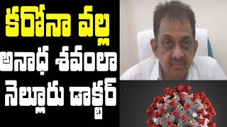 Nellore Doctor Positive Viral News | Present Disease Cases Count | AP Political News | Top Telugu TV